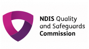 NDIS Quality and Safeguards Logo